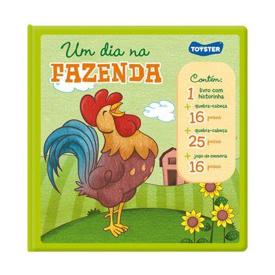 Livro-Brinquedo---Um-dia-na-Fazenda---Toyster