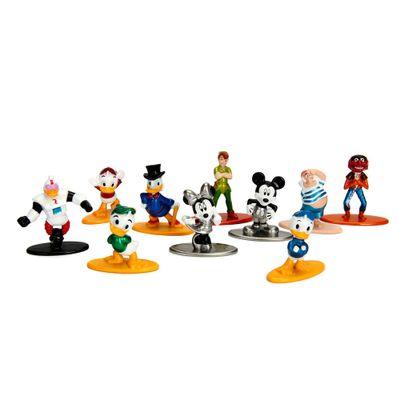 Conjunto-com-10-Figuras-Colecionaveis-de-4-Cm---Metals-Nano-Figures---Disney---Serie-2---DTC_Frente