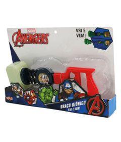 Braco-Bionico-Vai-e-Vem---Vingadores---Thor---Vermelho-e-Preto---Toyng