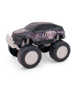 Carrinho-Roda-Livre---Monster-Car---Avengers---Pantera-Negra---Marvel---Toyng