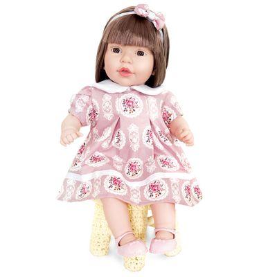 Boneca---44-Cm---Bate-Palminha---Cotiplas