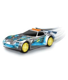 Carrinho-com-Luzes-e-Sons---Hot-Wheels---Road-Rippers---Edge-Glow---Azul-e-Cinza---DTC