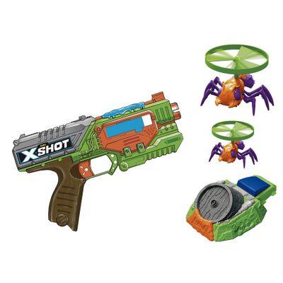 Conjunto-Lancadores-e-Alvos-Voadores---Bug-Attack---Swarm-Seeker---Candide