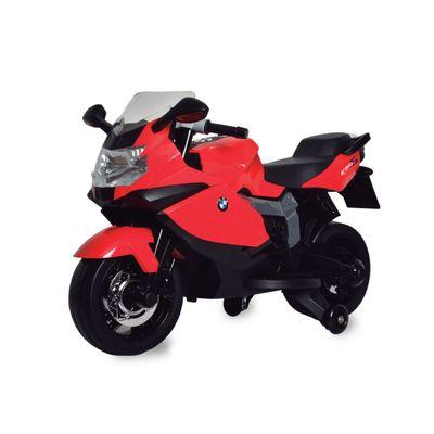 Moto-Eletrica---6V---BMW-K1300---Vermelha---Bandeirante