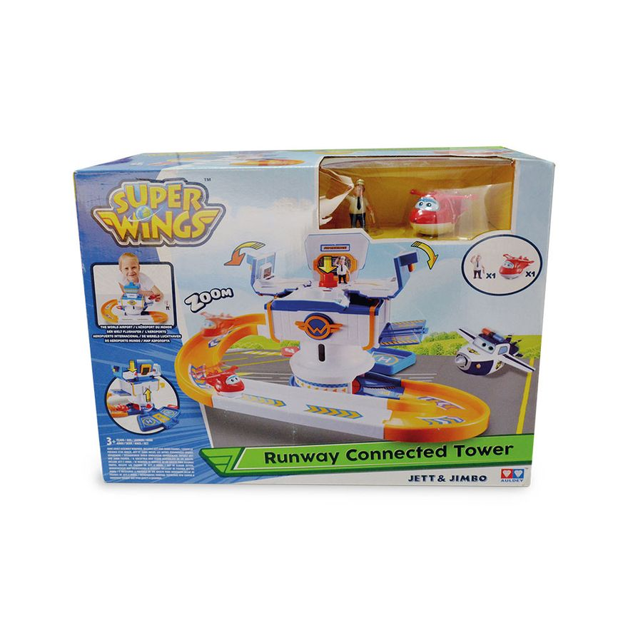 Playset-e-Veiculos---Torre-de-Controle---Super-Wings---Fun