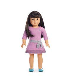 Boneca-e-Acessorios---American-Girl---Truly-Me---Cabelo-Castanho-Escuro-com-Franja---Mattel