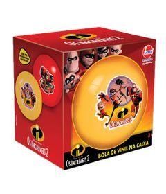 Bola-de-Vinil---Disney---Pixar---Os-Incriveis-2---Amarela---Lider