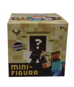 Mini-Figura-Surpresa---Serie-6---Minecraft---Mattel