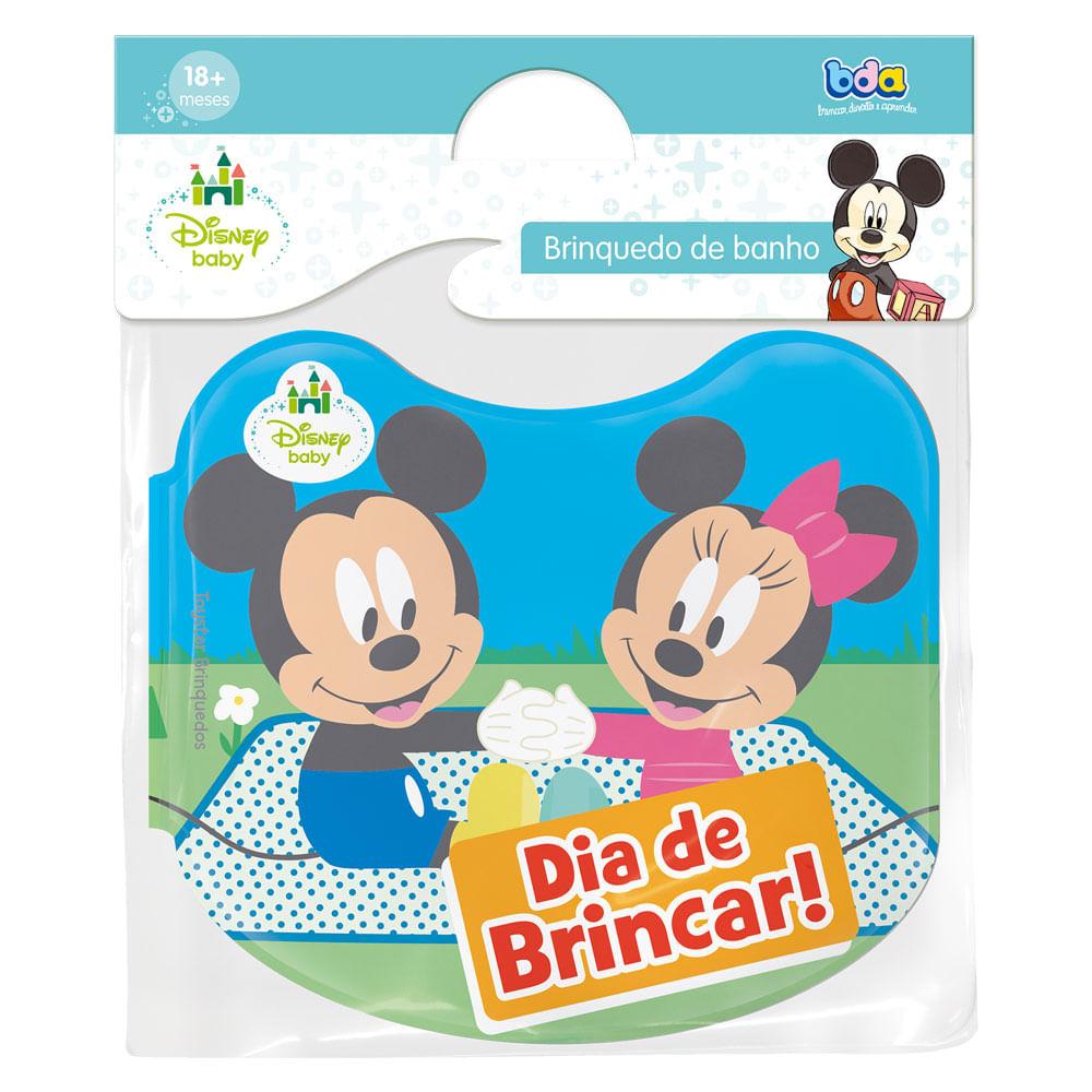 Livro de Banho - Disney Baby - Toyster