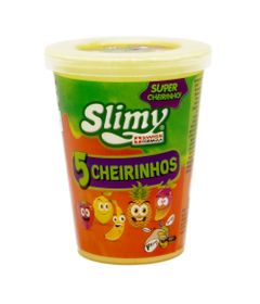 Geleca---Slimy-com-Cheirinho---Frutas---Abacaxi---Toyng
