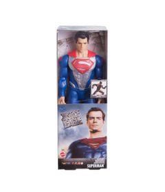Boneco-Articulado---30-Cm---DC-Comics---Liga-da-Justica---Superman-Armadura-Metalizada---Mattel