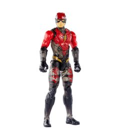 Boneco-Articulado---30-Cm---DC-Comics---Liga-da-Justica---The-Flash-Uniforme-Camuflado---Mattel