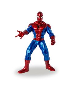 Boneco-Articulado---DIsney---Marvel---Homem-Aranha---Azul---Mimo_Frente