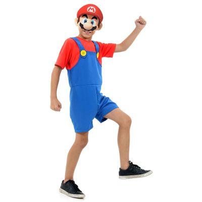 Fantasia Curta - Super Mario Bros - Mário - Sulamericana