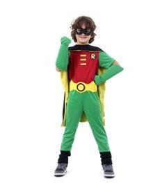 Fantasia-Pop---DC-Comics---Jovens-Titans---Robin---Sulamericana---G