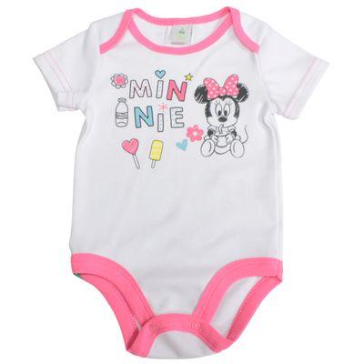Body-Manga-Curta-em-Suedine---Branco-e-Rosa---Minnie-Mouse---Disney---P