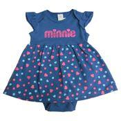Body-Vestido-Estampado---Azul-Jeans---Minnie-Mouse---Disney---P