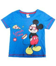 Camiseta-Manga-Curta---Azul---Metal-Mickey-Mouse---Disney---3