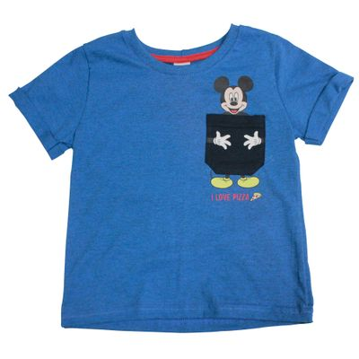 Camiseta-Manga-Curta---Botone---Azul---Mickey-Mouse---Disney---1