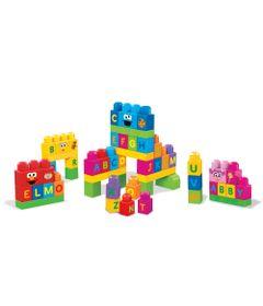 Blocos-de-Montar---Mega-Bloks---Vila-Sesamo---Fisher-Price