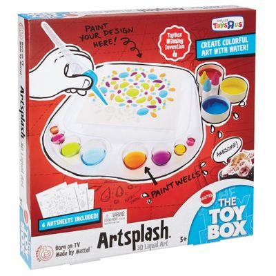 Conjunto-de-Artes---Artplash---Mattel