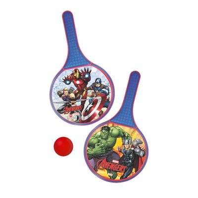 Conjunto-de-Frescobol---Marvel---Avengers---Azul-e-Branco---Lider