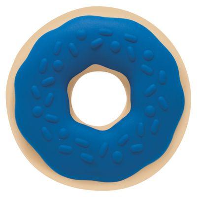 Mordedor-com-Texturas---Docinhos---Rosquinha-Azul---Toyster