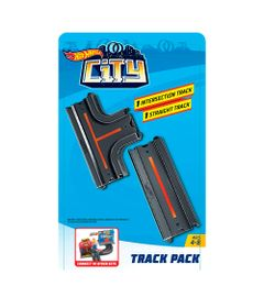Pista-Hot-Wheels---City---Pacote-Pistas---Reta-e-Intersecao---Mattel