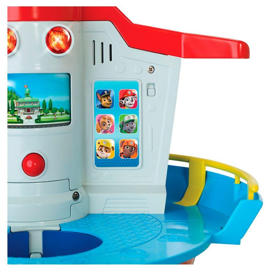 Playset-e-Figura---Patrulha-Canina---Mega-Central-de-Comando---80Cm---Sunny