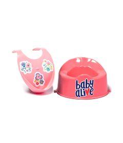 Acessorios-para-Boneca-Baby-Alive---Babador-Rosa-Claro-e-Penico-Rosa---Cotiplas