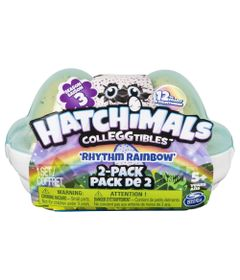 Mini-Figura-Surpresa---Hatchimals-Colleggtibles---2-Ovos-Surpresa---Serie-3---Sunny