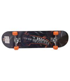 Skate-com-Acessorios---Hot-Wheels---Preto-e-Laranja---Barao-Toys