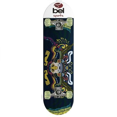 Skate---Skateboard---Semi-Pro---Estampa-Divertida---Bel-Sports---Bel-Fix