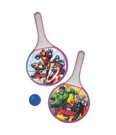 conjunto-de-frescobol-marvel-avengers-vermelho-e-branco-lider-2405_Frente