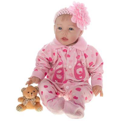 Boneca-Laura-Doll---Baby-Friend-Love---Shiny-Toys