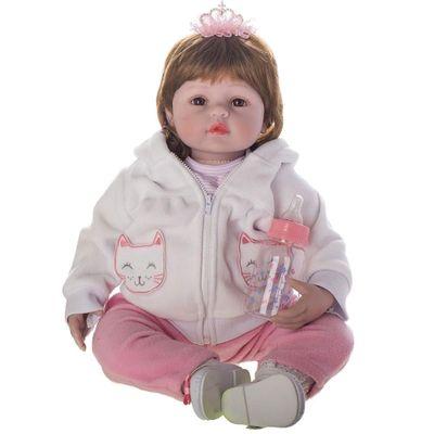 Boneca-Laura-Doll-Baby---Julia---Shiny-Toys