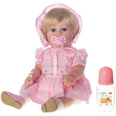 Boneca-Laura-Doll---Baby-Mariana---Shiny-Toys
