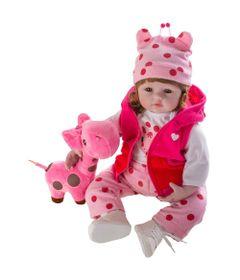 Boneca-Laura-Doll---Baby-Valentina---Shiny-Toys