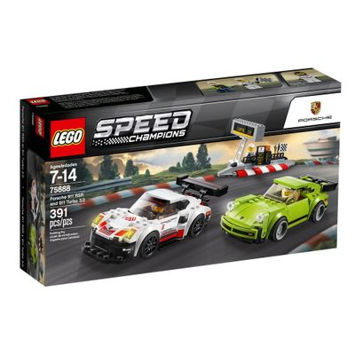 LEGO-Speed-Champions---Porsche-919-RSR-Turbo---75888