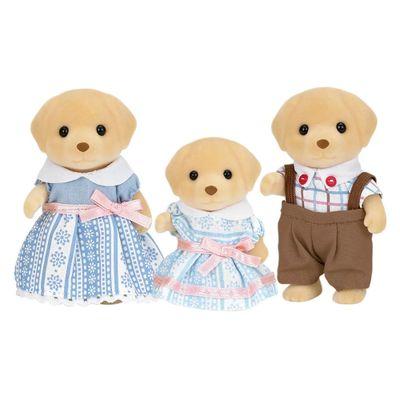 Sylvanian-Families---Familia-dos-Labradores---Epoch