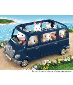Sylvanian-Families---Mini-Van-Azul---Epoch