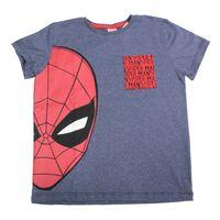Camiseta-com-Bolso---Meia-Malha---Azul-Jeans---Marvel---Spider-Man---Disney---4