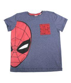 Camiseta-com-Bolso---Meia-Malha---Azul-Jeans---Marvel---Spider-Man---Disney---8