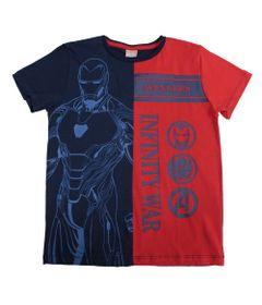 Camiseta-Manga-Curta---Meia-Malha---Azul-e-Vermelho---Marvel---Iron-Man---Disney---6
