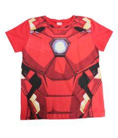 Camiseta-Manga-Curta---Meia-Malha---Vermelho---Marvel---Iron-Man---Disney---4