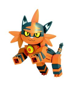 Blocos-de-Montar---Mega-Construx---Pokemon---Torracat---Mattel