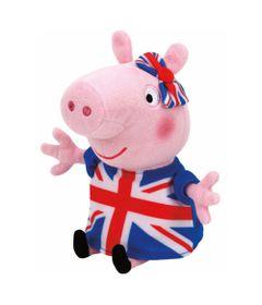 Pelucia-20-Cm---Pequena---TY---Peppa-Pig---Peppa-Pig--Bandeira-Reino-Unido---DTC