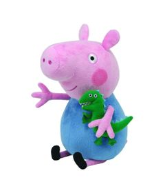 Pelucia-30-Cm---Media---TY---Peppa-Pig---George---DTC