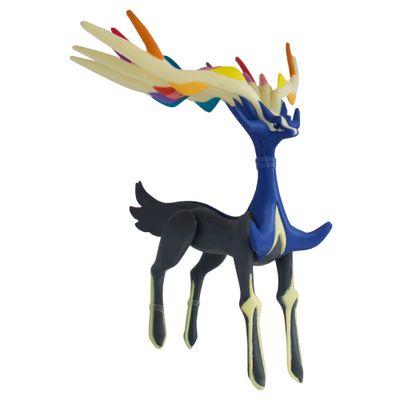 Figura-Articulada---15-Cm---Pokemon---Pack-Lendario---Xerneas---Sunny