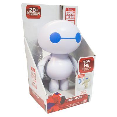 Figura-Eletronica---20-Cm---Big-Hero-6---Mini-Max---Sunny